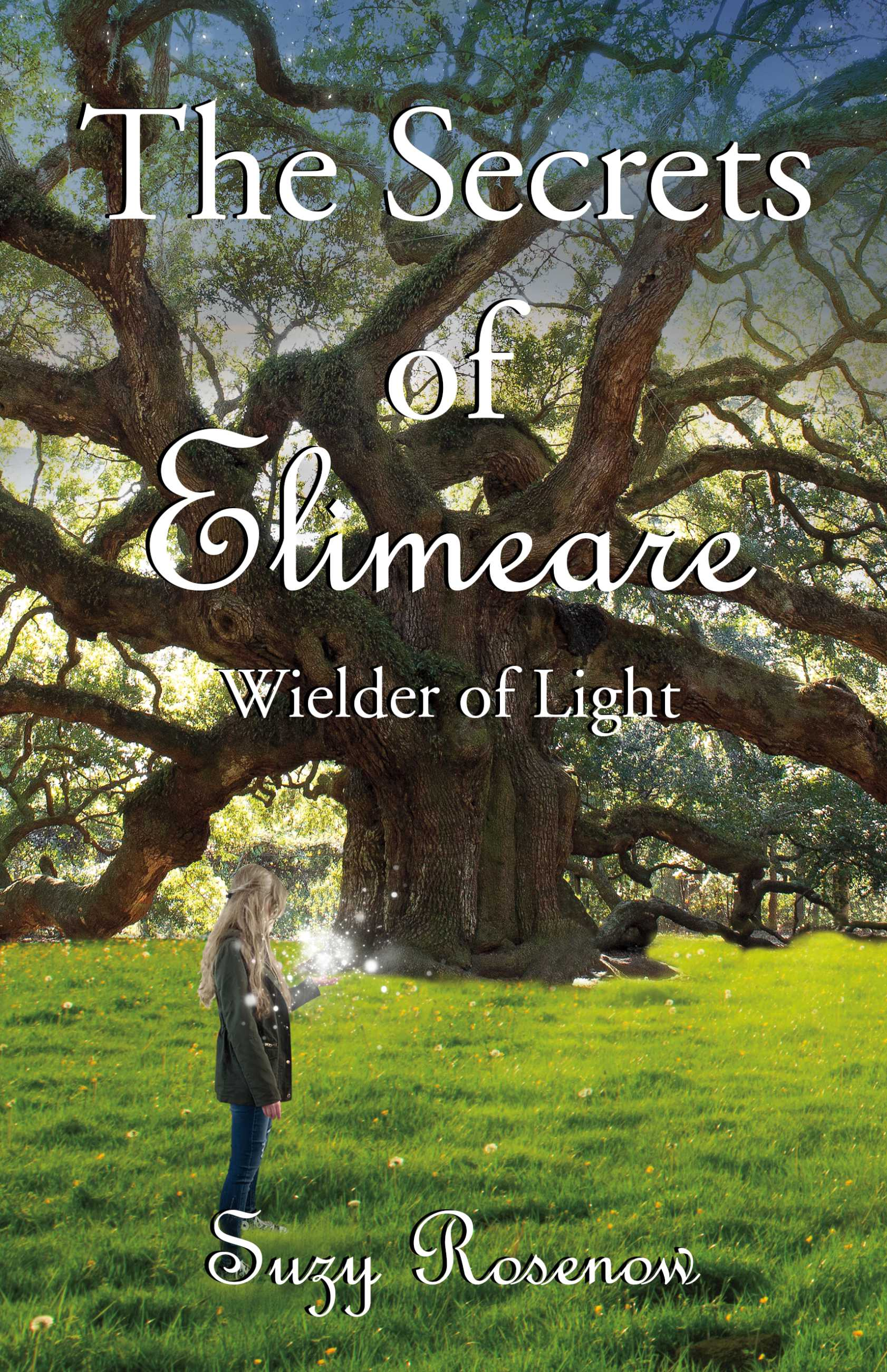 The Secrets of Elimeare Book Cover