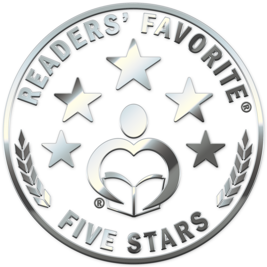 Readers' Favorite 5 Star Recognition