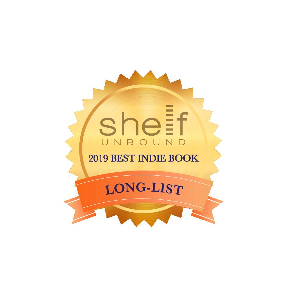 2019 Shelf Unbound Long List Indie Award Winner